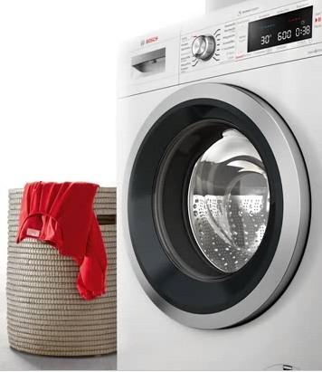 photo ambiance lave linge